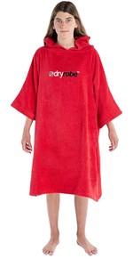 2020 Dryrobe Junior økologisk Bomuldshåndklæde - Rød