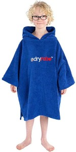 Dryrobe Serviette En Coton Bio Junior Dryrobe 2020 - Bleu Royal