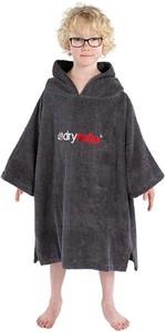 2020 Dryrobe Junior Handtuch Aus Bio-Baumwolle - Schiefergrau