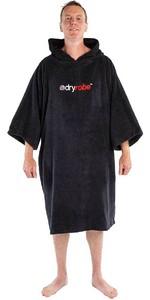 2020 Dryrobe økologisk Bomuldshåndklæde - Sort