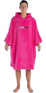 2020 Dryrobe Serviette Dryrobe Coton Bio - Rose