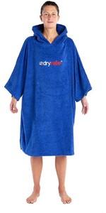 Dryrobe Serviette En Coton Bio Dryrobe 2020 - Bleu Royal