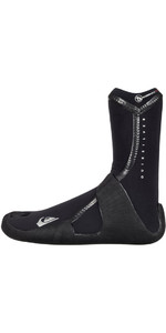 Quiksilver Junior Highline Lite 5mm Dividir Toe Botas Preto Eqbww03001