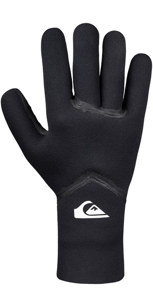 2019 Quiksilver Syncro + 3mm Neoprene Gloves Black EQYHN03057