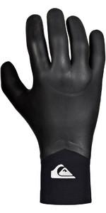 2018 Quiksilver Highline 2mm Neogoo Handschuhe Schwarz EQYHN03065