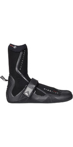 Quiksilver Highline + 5mm Bottines à Bout Fendu, Noir Eqyww03027