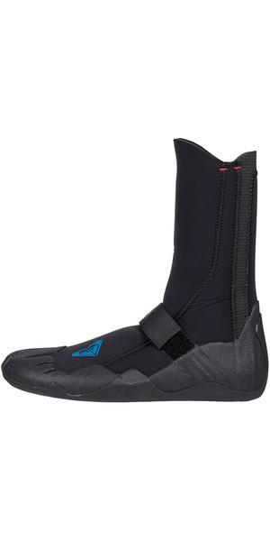 2018 Roxy Syncro 5mm runde Zehe Stiefel schwarz ERJWW03004