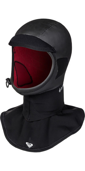 2018 Roxy 2mm Performance Hood Schwarz ERJWW03009