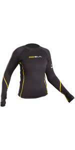 2018 GUL Evotherm Junior Thermal Long Sleeve Top BLACK EV0062-B3