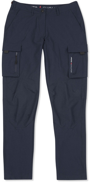 2019 Musto Dame Deck UV Fast Dry Trousers Navy EWTR014