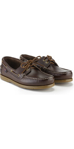 Henri Lloyd Arkansa Deck Shoe CYCLONE Seafox / Caramel F94412 2ND