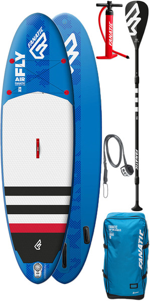 2018 Fanatic Fly Air SUP 10'8