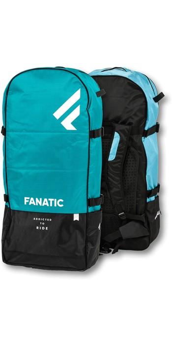 "2021 Fanatic Ray Air Premium 12'6 ""aufblasbares Sup-Paket - Board, Tasche, Pumpe & Paddel"