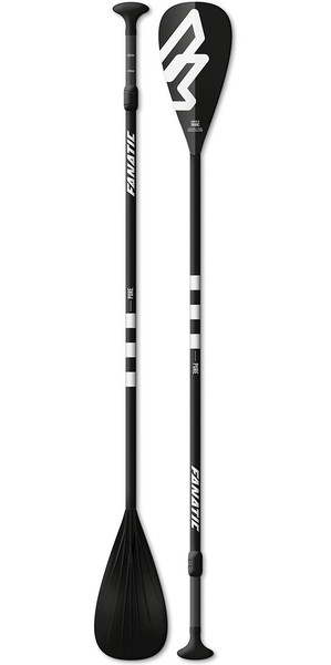 2018 Fanatic Pure Justerbar 3-Piece Carbon Composite SUP Paddle 13800