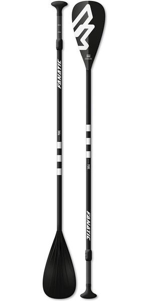 2018 Fanatic Pure Einstellbares 3-teiliges Kohlefaser-SUP-Paddel 13800