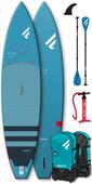 "2021 Fanatic Ray Air Pure 12'6 ""aufblasbares Sup-Paket - Board, Tasche, Pumpe & Paddel"