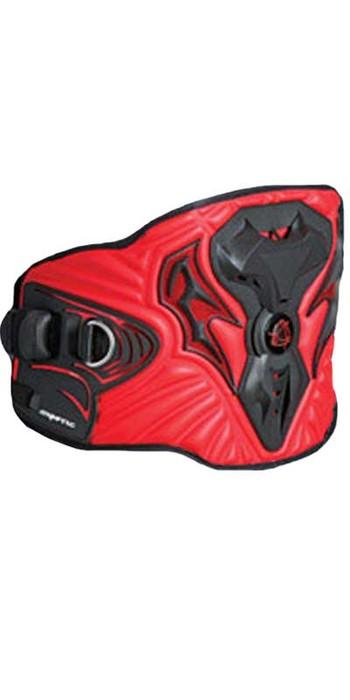 Mystic Kitesurfing Firestarter Harness Red Inc Bar - Große Letzte