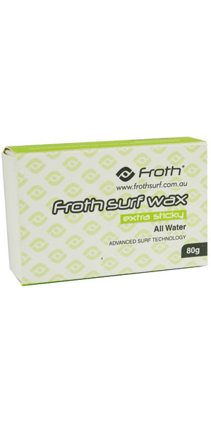 Froth Surf Wax - Single - Alles Wasser - Extra Sticky