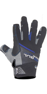 2020 Gul CZ Winter 3-Finger Glove Black GL1240-B6