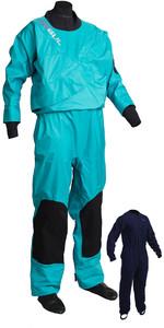 GUL Womens Dartmouth Eclip Zip Drysuit BLUE GM0383-B3 2ND