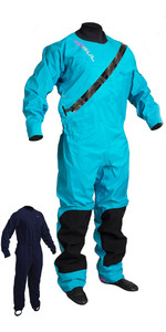 2019 GUL Wart Dartmouth Eclip Zip Drysuit blu GM0383-B5 COMPRESO SOTTOFUCILE