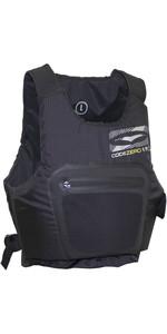 GUL Junior Codice Zero Evo Galleggiabilità Aiuto BLACK GM0379-A9
