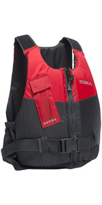 2021 GUL Junior Gamma 50N Buoyancy Aid GREY / RED GM0380-A9
