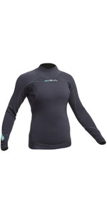2019 Gul Mujer Code Zero 1mm Neopreno Thermo Top Jet Ac0112-b2