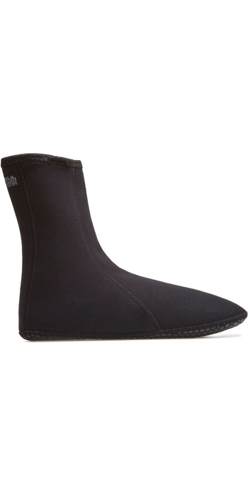 2021 GUL 0.5mm Power Sock BO1271-B7 - Black