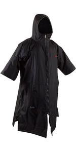 2020 Gul Change Robe / Poncho Evorobe Ac0128-b6 - Negro / Rojo