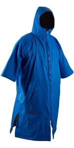 2020 Gul Change Robe / Poncho Evorobe Ac0128-b6 - Blu / Grigio