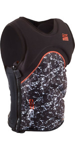 2020 Gul Junior Flexor Impact Vest SK7107-B7 - Sort / Camo