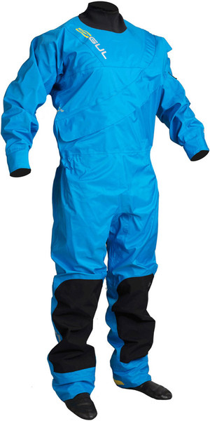 2018 GUL Junior Dartmouth Eclip Zip Drysuit BLUE GM0378-B3