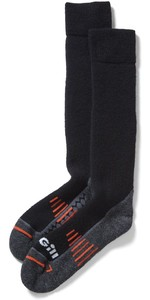 2020 Gill Boot Socks 764 - Black