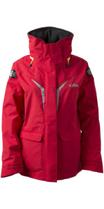 2019 Gill Junior Coastal OS3 Jacke RED OS31JJ