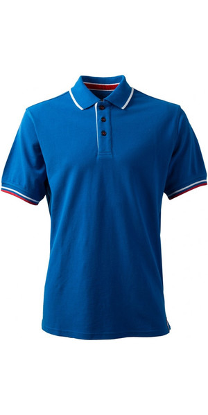 2018 Gill Mens Element Polo BLUE E019