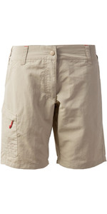 Gill Damen UV Tec Shorts KHAKI UV005W