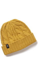 2019 Gill Cable Knit Beanie Ocre Och01