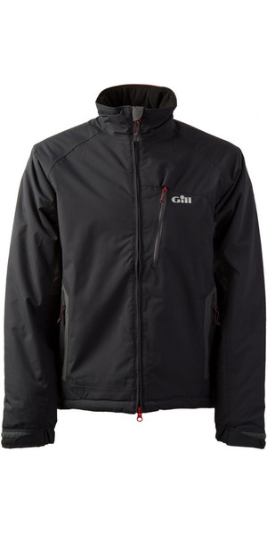 2018 Gill Crosswind Jacket Graphite 1516