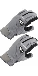Gill Deckhand Long & Short Finger Sailing Gloves Package Deal