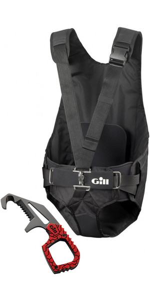 2018 Gill Trapeze Harness & Rescue Tool Bundle Offer