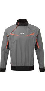 2021 Gill Mens Pro Top 5013 - Steel Grey