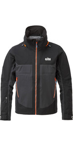 2021 Gill Mens Race Fusion Jacket Black RS23