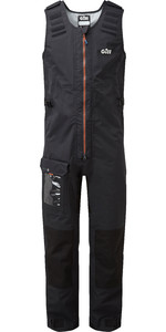 2021 Gill Mens Race Fusion Salopettes Black RS25