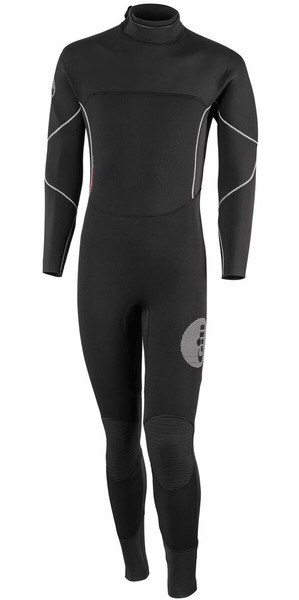 2019 Gill Thermoskin 5 / 3mm GBS Dinghy Wetsuit en negro 4609