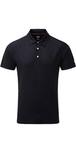 2020 Gill Mens UV Tec Polo Top Navy UV008