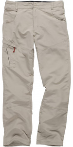 Gill Mens UV Tec Sailing Trousers Khaki UV007