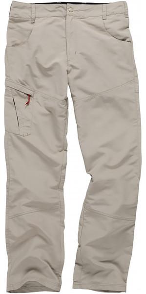 2018 Gill Mens UV Tec Sailing Pantalones Caqui UV007