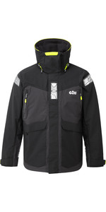 2019 Gill OS2 Mens Offshore Jacket Black OS24J
