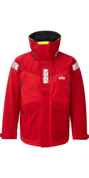 2019 Gill OS2 Mens Offshore Veste Rouge OS24J